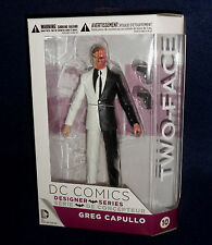 DC Comics Designer Series 3 Greg Capullo TWO-FACE Action Figure New 52 Direct