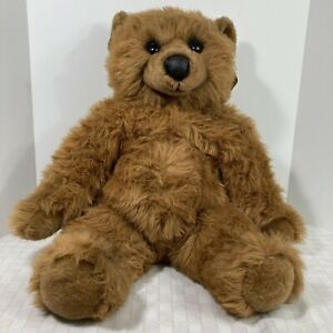 "Vtg 30"" Avanti Applause Teddy Bear #952 Perfect for Quarentine Teddy Bear Hunt"