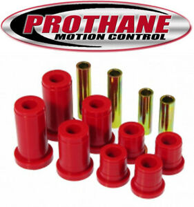 Prothane 7-206 88-99 Chevy GMC 4WD K1500 K2500 K3500 Front Control Arm Bushings