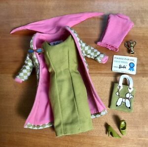 Vintage Repro POODLE PARADE #1643 Complete w/All Accessories Outfit ~EXCELLENT!