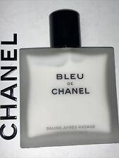 Bleu After Shave Balm Pour Homme 3 oz / 90 ml  NEW UNBOXED Pump Glass bottle