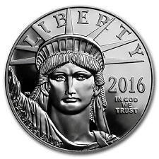 2016-W 1 oz Proof Platinum American Eagle (w/Box & COA) - SKU # 98492