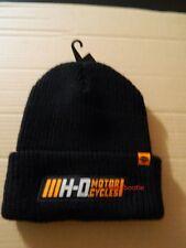 Harley-Davidson® Mütze Strickmütze Beanie schwarz Knit Hat Cap KN31530 black