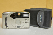 Nikon AF240SV 28mm - film camera with flash and 28mm lens + case from EUROPE