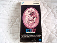 PROPHECY VHS 70'S MONSTER HORROR ECOLOGICAL DISASTER TALIA SHIRE ARMAND ASSANTE