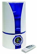 Quiet Ultrasonic Cool Air Mist Filter-free Humidifier 1.1 Gallon with Remote