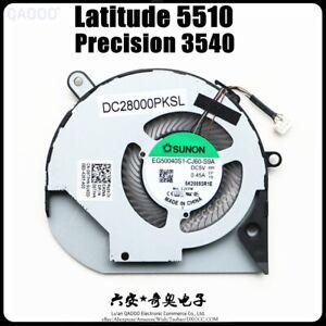 EG50040S1-CJ60-S9A DELL Precision 3540 / Latitude 5510 CPU COOLING FAN CN-06T7HN