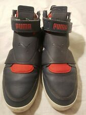 PUMA SHOES MEN'S SIZE 12 Rare 35454408 Red Blue Sport Lifestyle Unique UK 11