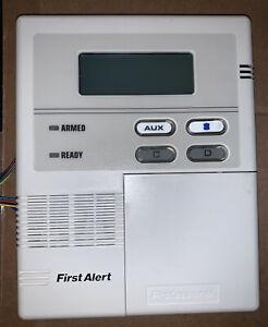 Honeywell Ademco First Alert Professional FA250KP Keypad Nice 👍 Condition