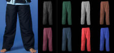 Polyester Unisex Pants for Children