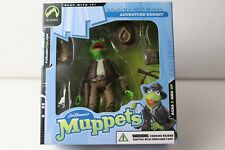 Adventure Kermit Palisade Toys in White Box Muppets 2004