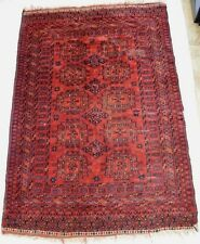 TURKOMAN CARPET RUG VINTAGE / ANTIQUE YOMUT / TEKKE / ERSARI