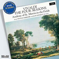 Alan Loveday - Vivaldi The Four Seasons etc (DECCA The Originals) [CD]