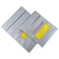 LN_ BU_ RC LiPo Li-Po Battery Fireproof Safety Guard Storage Bag Charge Chargi