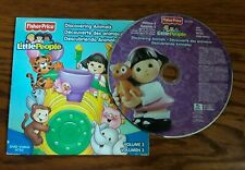 Fisher-Price Little People DVD video volume 3 discovering animals