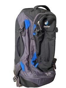 Deuter Helion 60L Wheeled Travel Backpack Bag RRP$357.15