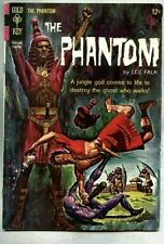 Phantom #10-1965 fn- Gold Key Bill Lignante / George Wilson