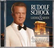 RUDOLF SCHOCK : LIEDER & ARIEN / CD (LASERLIGHT DIGITAL N 11 761) - NEUWERTIG