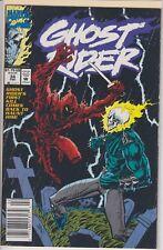 GHOST RIDER FEB #34 MARVEL COMIC BOOK(1992)