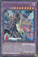 ♦Yu-Gi-Oh!♦ Les Magiciens des Ténèbres (Sombre): LED6-FR001 -VF/Ultra Rare-