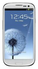 Samsung Galaxy S III i747 - White (Unlocked) Smartphone GSM 4G AT&T ,t-mobile