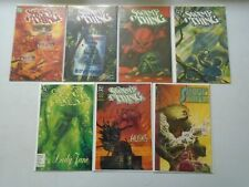 Swamp Thing lot 13 different from #111-156 8.0 VF (1991-95 2nd Series)