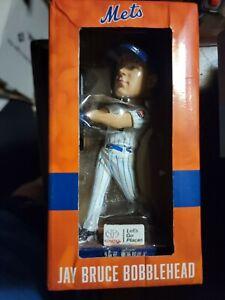 Jay Bruce Bobblehead New York Mets 8/25/18 unopened box