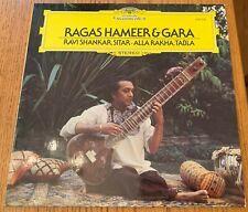 Ravi Shankar : Ragas Hameer & Gara (Deutsche Grammophon)