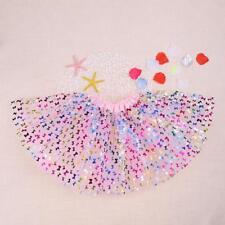 Kids Baby Girls Tutu Dancewear Skirt Ballet Dress Clothes Costume Dance Dancing