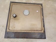 1960's Coleman Folding Camp Stove Oven