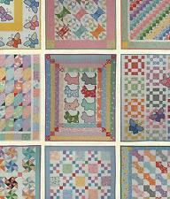 Fat Quarter Quilting: Revisiting the 1930's pattern