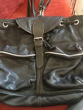 Ralph Lauren Rugby Leather Backpack