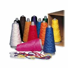 Pacon Double Weight Yarn Cones - Assorted (PAC00590)