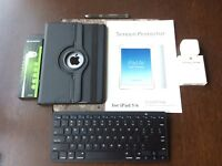 FLAWLESS -Apple iPad 5 (5th Gen) 128GB Wi-Fi- w/ ACCESSORY PACKAGE!!!