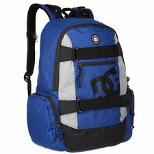 DC SHOES THE BREED SKATEBOARD BACKPACK BLUE  EDYBP03135 BYB0  RRP £60 SCHOOL BAG