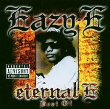 Eazy E Eternal E Best Of CD NEW 2003 N.W.A.
