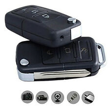 Mini Spy Car Key Chain DV Motion Detection Camera Hidden Webcam Camcorder Handy