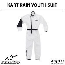 3266519 Alpinestars 2020 Childrens Kart Rain Suit Sizes 120-150cm for Cadet Kids