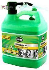 Slime Galon Tubeless Tire Sealant ATV UTV Flat Repair Innertube Motorcycle Bike