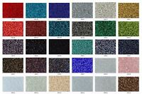 #1 Bugle 3mm Japanese Toho Glass Seed Beads - Pick from 30 Colors! Listing A