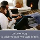 """Electric Heated Foot Warmer, Extra Large Heating Pad for Back Pain (21"""" x 20"""") 
