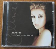 Celine Dion, let's talk about love, CD