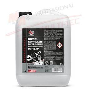 [EUR 8,98L] 5 L PROFI DPF Diesel Partikelfilter Reiniger Spülung Spülflüssigkeit