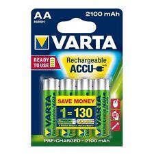 Varta ready 2use ACCUS (ni-mh) Mignon bl4 1,2 V/2100 mah AA
