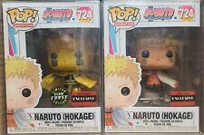 Funko Boruto: Naruto (Hokage) & CHASE Pop Figure (Set of 2) w/ Protector