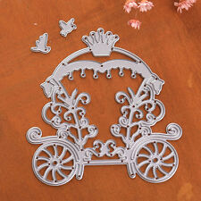 New Universal Metal DIY Retro Car Dies Stencil Scrapbook Embossing Craft
