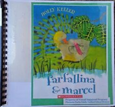 Farfallina & Marcel by Holly Keller - in Braille for the blind