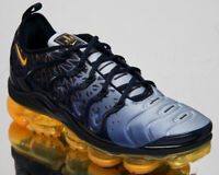 Nike Air VaporMax Plus Mens Obsidian Casual Lifestyle Sneakers Shoes 924453-406