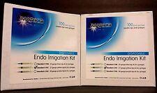 Endo Irrigation Kit Yellow(#1701)Mark3 Disposable200/2box needle tip and syringe