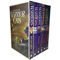 Warrior Cats Collection Erin Hunter 6 Books Set Pack The New Prophecy | Erin Hun